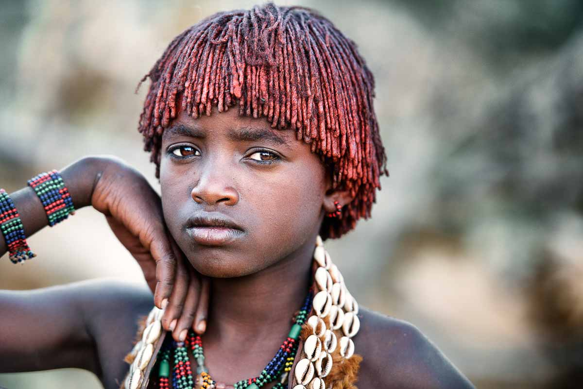Omo valley beauty